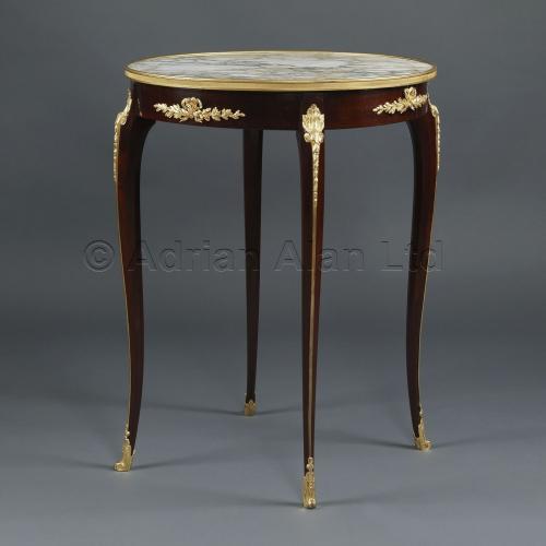 Louis XVI Style Gueridon ©AdrianAlanLtd