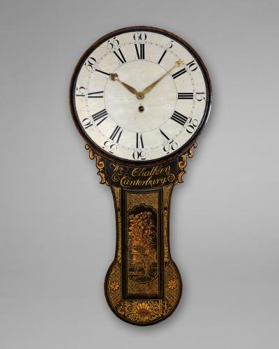 William Chalklen Tavern clock