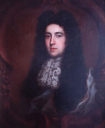 Charles Fox (1660 - 1713) by Mary Beale (1633 - 1699)
