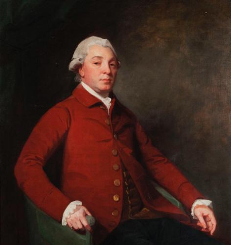 Mr Scotney by George Romney