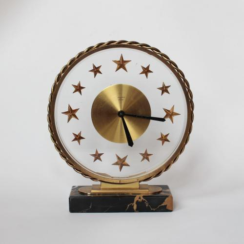 Art Deco Bayard Clock c1930