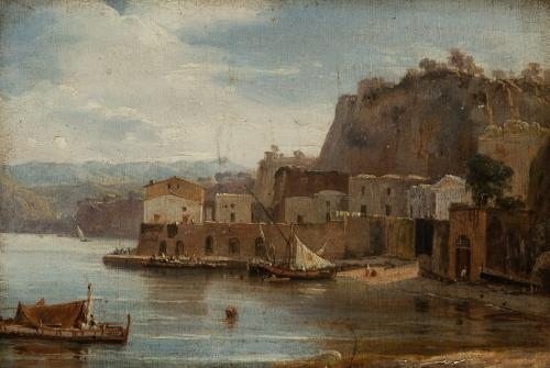 A view in India, William Hodges 1744 - 1797