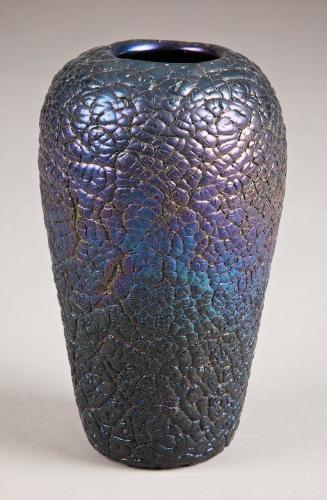 Late 19th Century Art Glass Vase by Thomas Webb