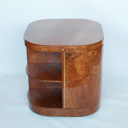 Art Deco Heal's Library Table