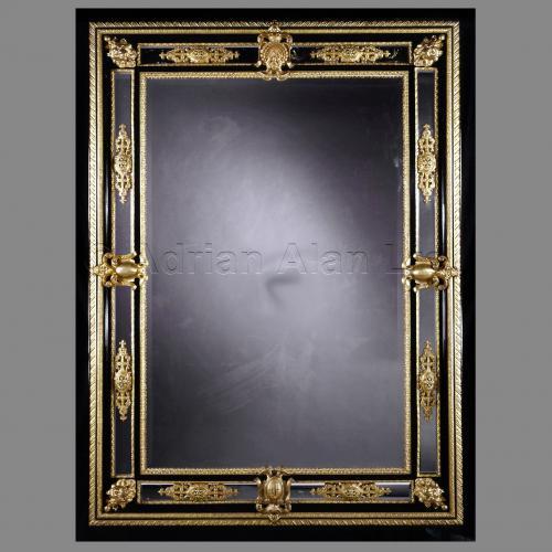 Napoleon III Mirror ©AdrianAlanLtd