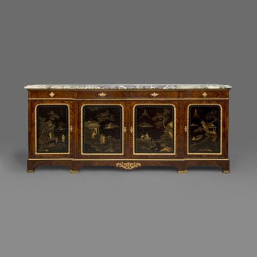 Regence Style Cabinet