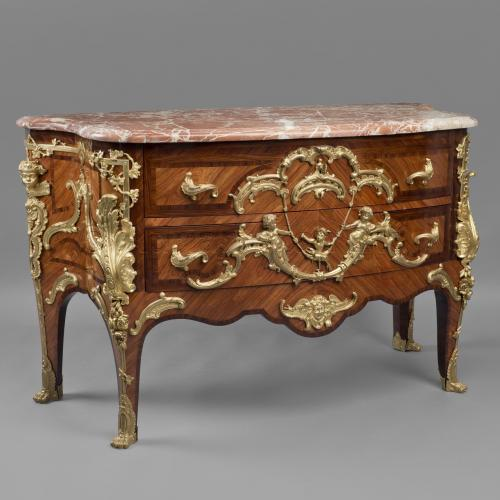 Commode After Cressent ©AdrianAlanLtd