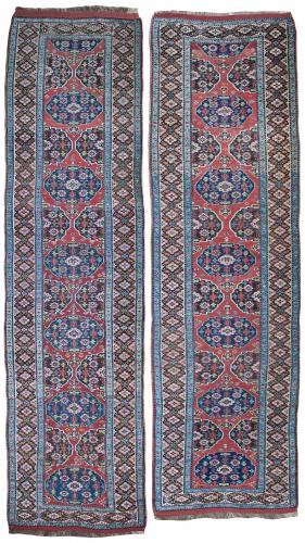 Antique Pair of runners
