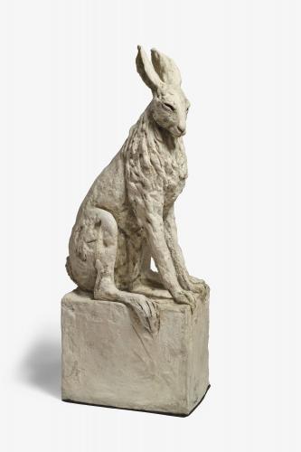 Tanya Brett Hare VIII Ceramic