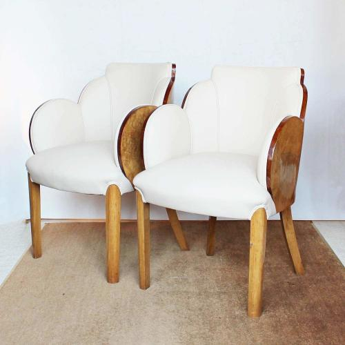 Harry and Lou Epstein cloud chairs