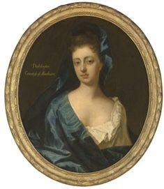 Doddington Montagu, Countess of Manchester by Godfrey Kneller