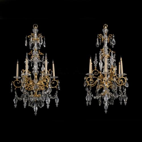 Pair of Chandeliers ©AdrianAlanLtd
