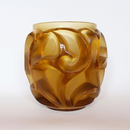 Rene Lalique Tourbillons Vase