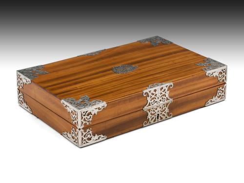Asprey Jewellery Box circa 1900