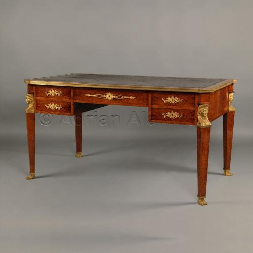 Empire Style Desk ©AdrianAlanLtd