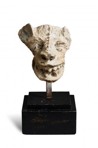 Westminster Abbey Bath Stone Dragon Head