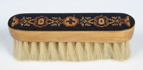 Tunbridge Ware Brush