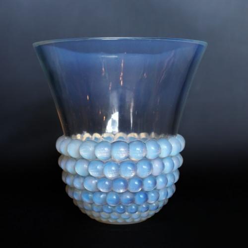 Rene Lalique Graines Vase
