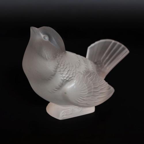 Moineau Moqueur Rene Lalique