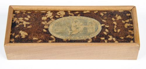 Tunbridge Ware Pen Box