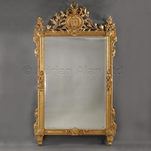 Louis XVI Style Mirror ©AdrianAlanLtd