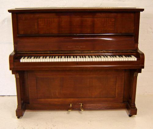 Keith Prowse traditional upright piano