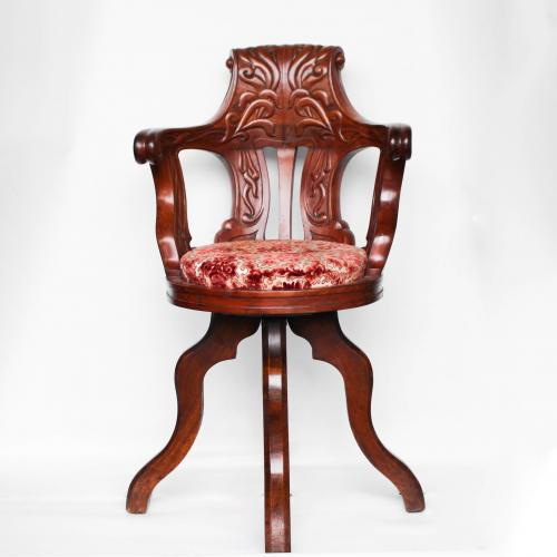 White Star Line saloon chair