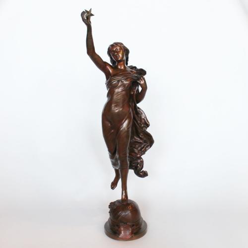 L'Etoile du Matin bronze