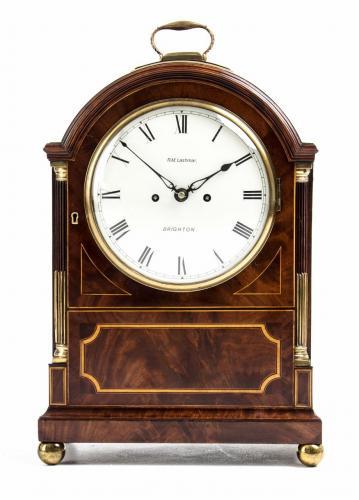 Lashmar Brighton fusee bracket clock