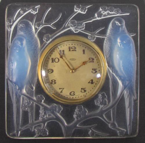 Lalique Quatre Perruches