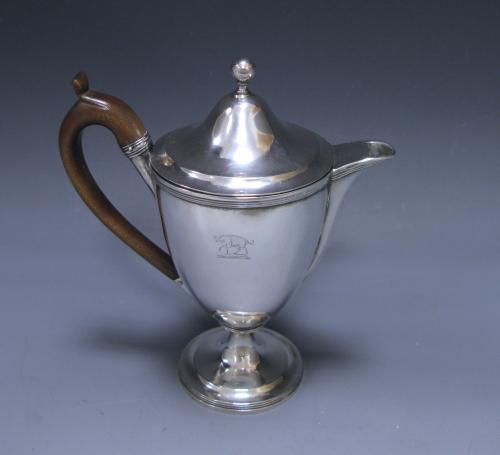 A Georgian Antique Silver Argyle