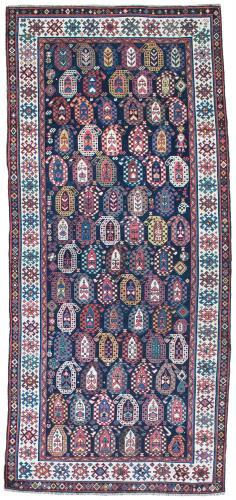 antique Gendje rug