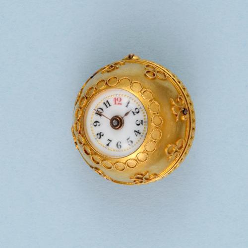 Gold Ball Watch
