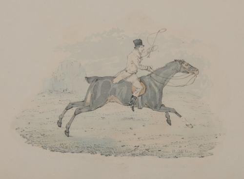Album of hunting subjects - Henry Alken (1785-1851)
