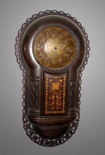 JUGENDSTIL Wall Clock