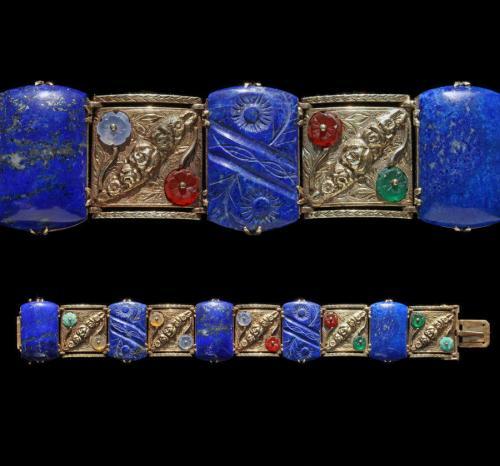 ART DECO (c.1920-c.1940) Viennese Bracelet