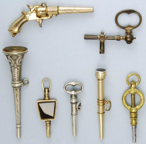 Seven Watch Keys