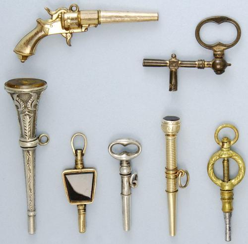 Seven Watch Keys