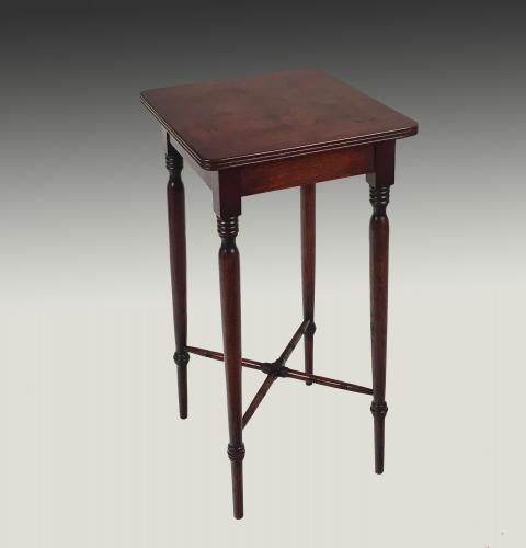 Regency mahogany table