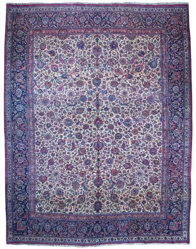 Antique Meshed carpet