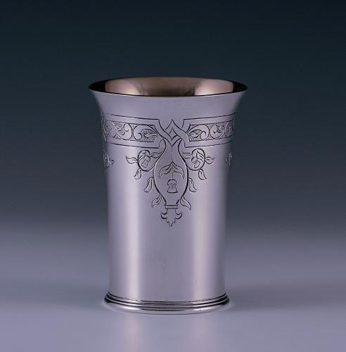 Sterling Silver Beaker