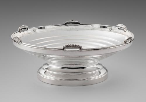 Art Deco Sterling Silver Bowl