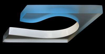 SUSANNA HERON (born 1949) Sculptural Bracelet
