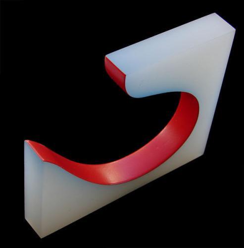 SUSANNA HERON born 1949 (Sculptor) Sculptural Bracelet