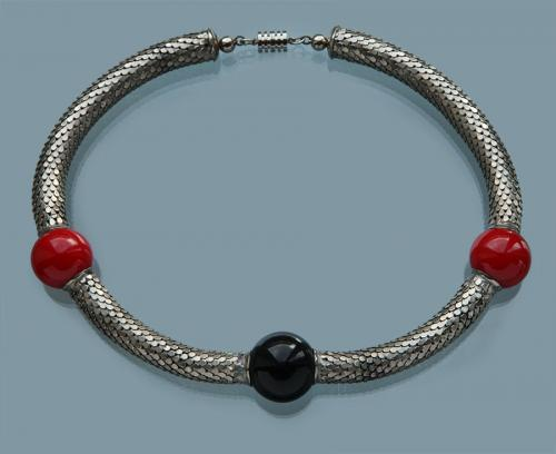 JAKOB BENGEL Attrib. Art Deco Necklace