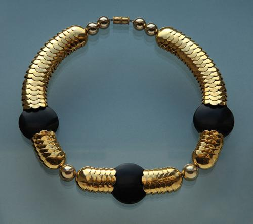 JAKOB BENGEL Attrib. Art Deco Necklace