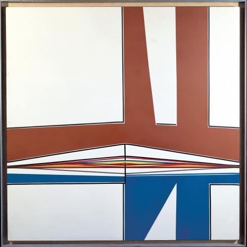 JOHN PLUMB (1927-2008) Ivanhoe