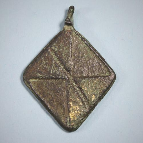 FITZROGER - MEDIEVAL English Horse Harness Pendant. 12th/13th Century.