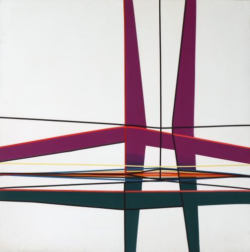 JOHN PLUMB (1927-2008) Chalney
