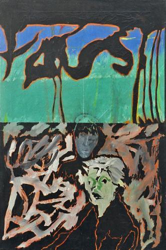 PATRICK PROCKTOR (1936-2003) L.H. & M.U